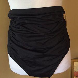 BECCA sz 3x 22-24 Swimsuit HiWaist Bottom $58 NEW
